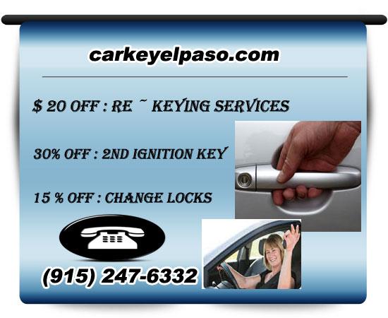 Car Key El Paso 9895 Alameda Ave El Paso Tx Locksmith